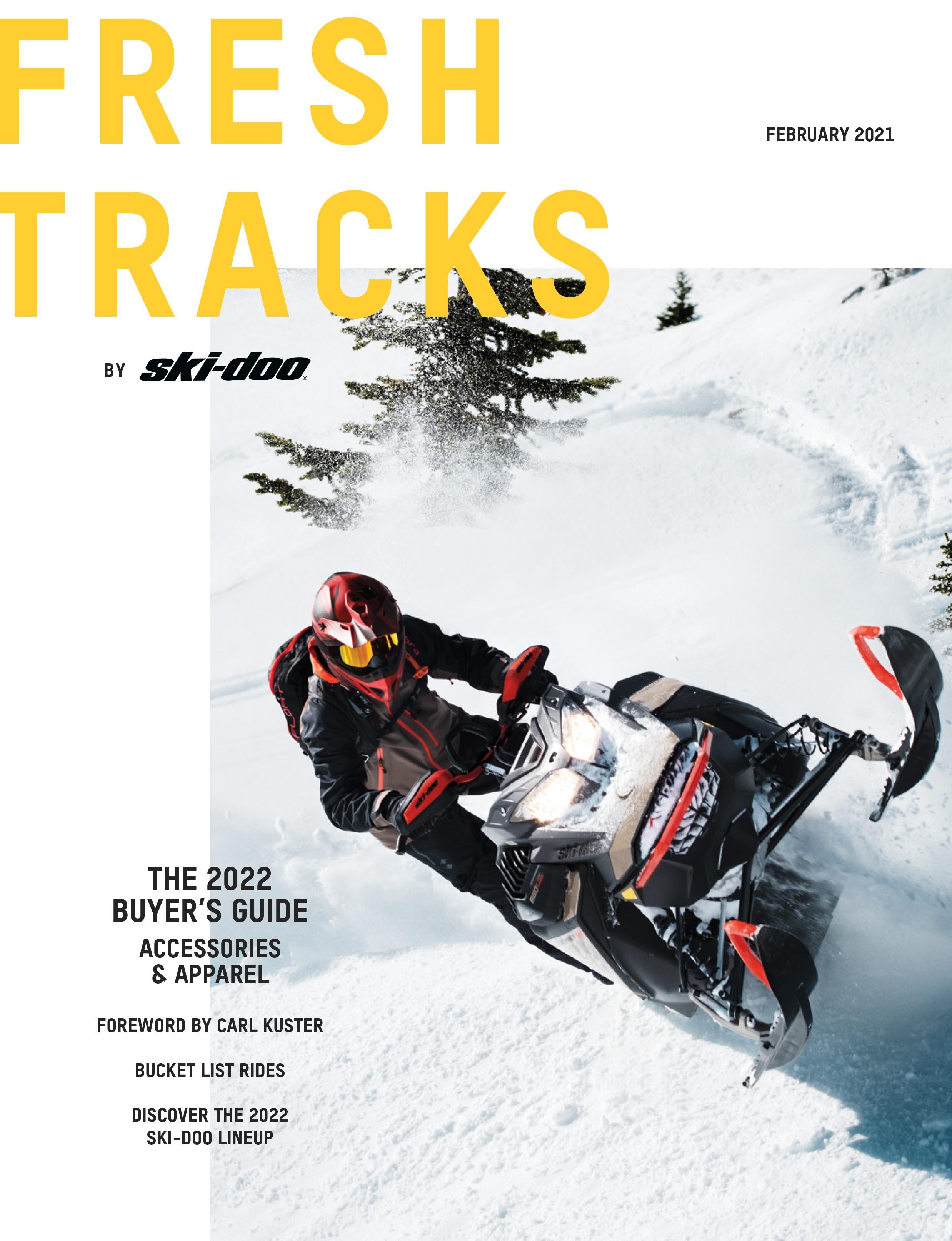 Ski-doo 2018
