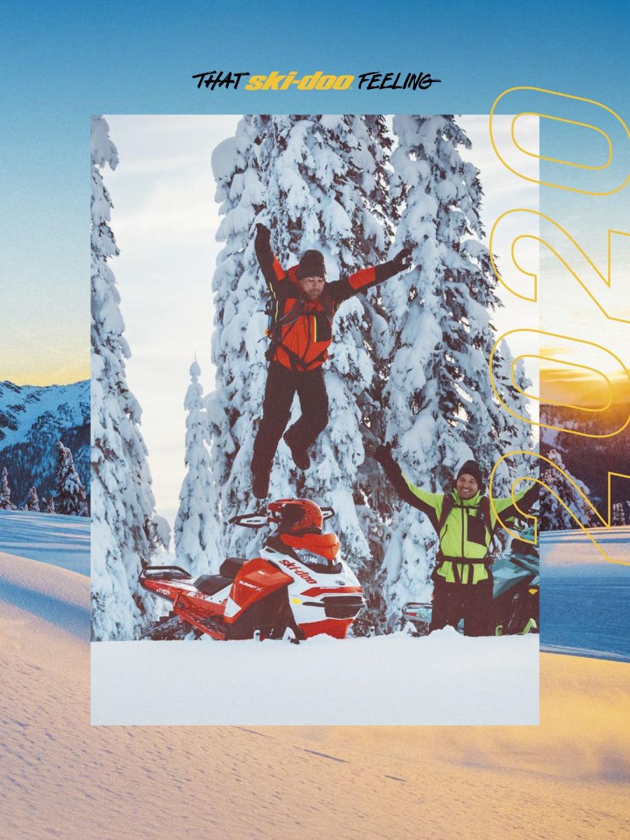 Ski-doo 2020