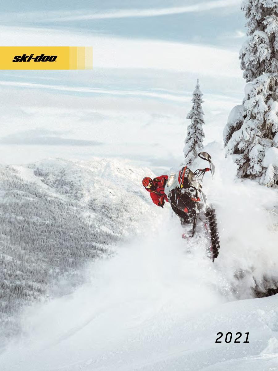Ski-doo 2021