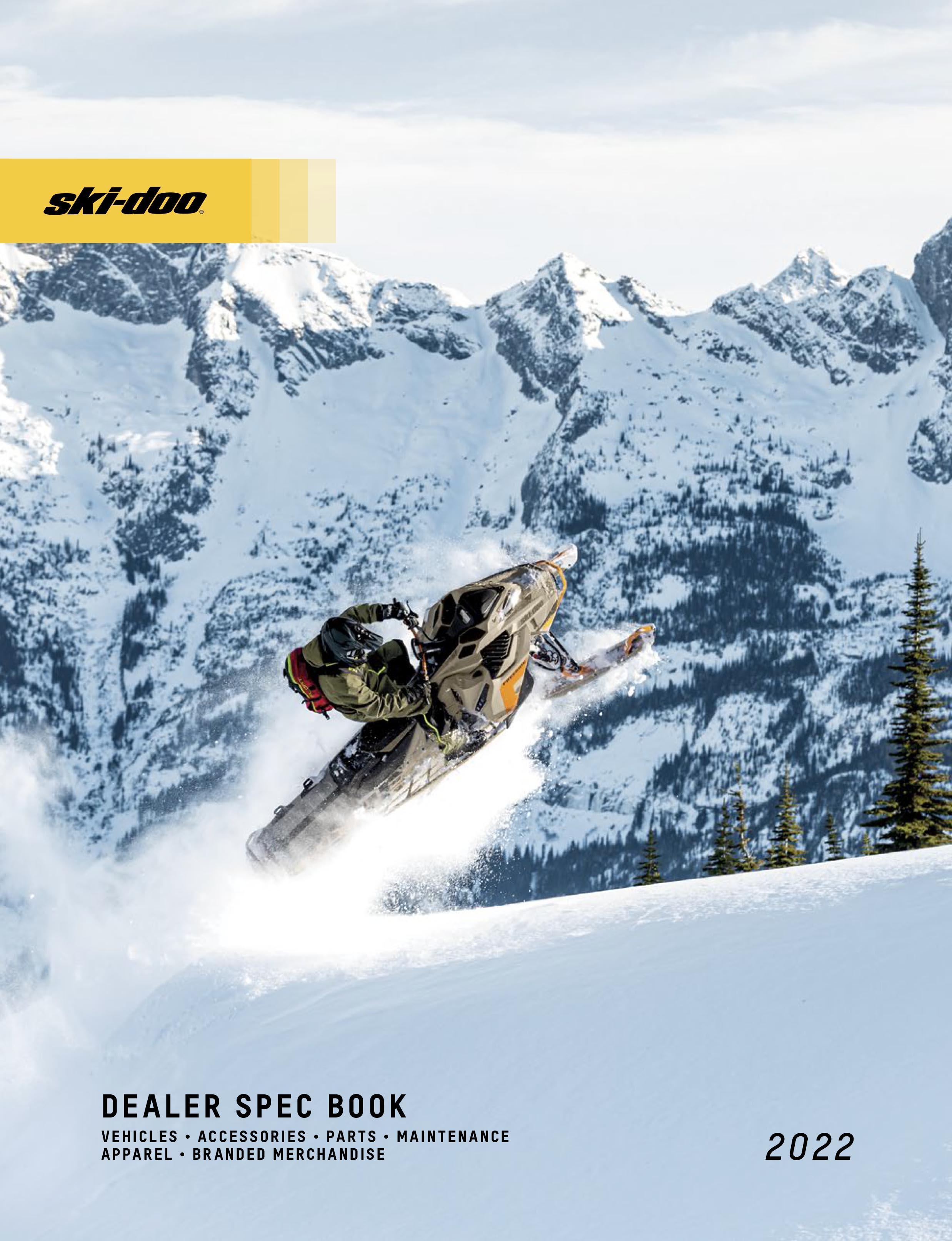Ski-doo 2019